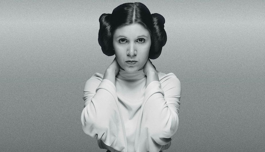 Leia Carrie Fisher Star Wars