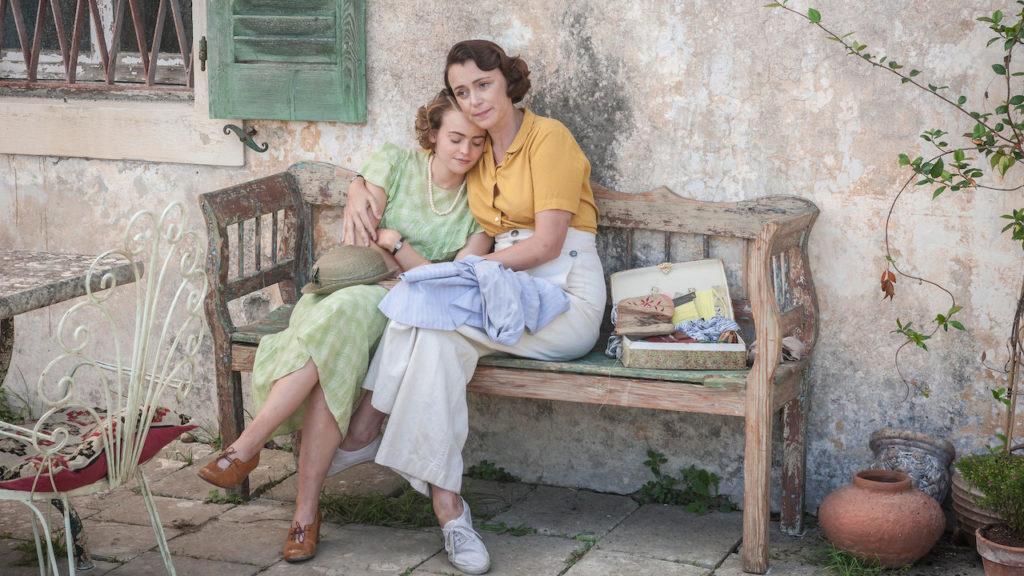 Margo y Louisa Durrell
